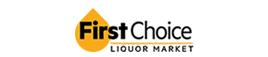 First Choice Liquor Market logo